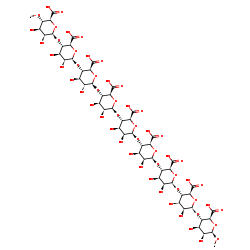 Picture of polymannuronic acid exopolysaccharide (click for magnification)